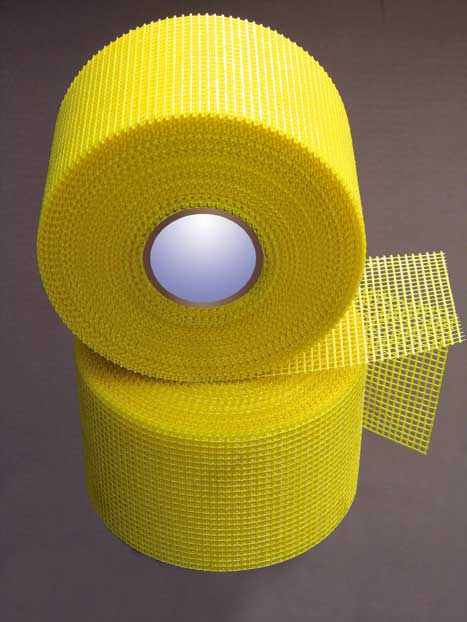 Mesh Sheetrock Tape : Buy self adhesive fiberglass mesh tape g price size
