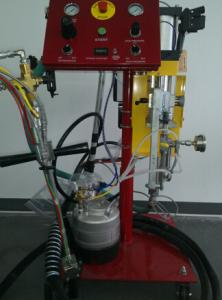 RTM Wet Out And Injection Equipment For UP. VE