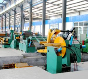 Thin Sheet Slitting Production Line Customized