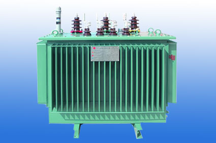 Class 10KV S9-M series full-sealed transformer