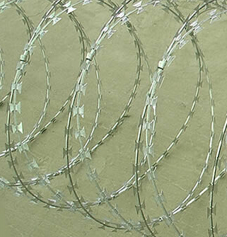 Razor Barbed Steel Wire