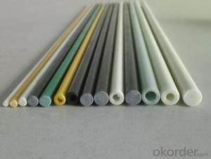 FRP Rod Fiberglass Solid Pole