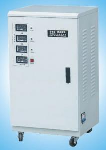 SVC NEW Single-phase And Three-phase High Accuracy Full Automatic AC Voltage Stabilizer