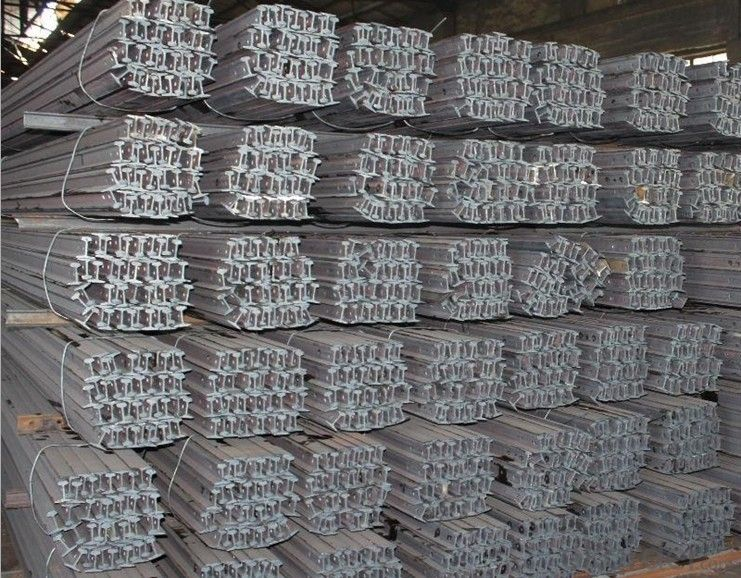 Milled Steel Light Rails in High Quality