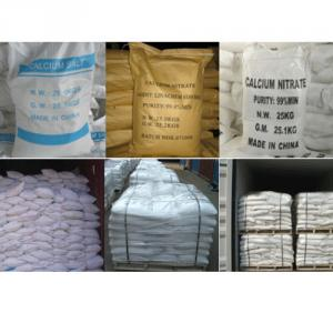 Calcium Nitrate Norgessalpeter Norwegian Saltpeter
