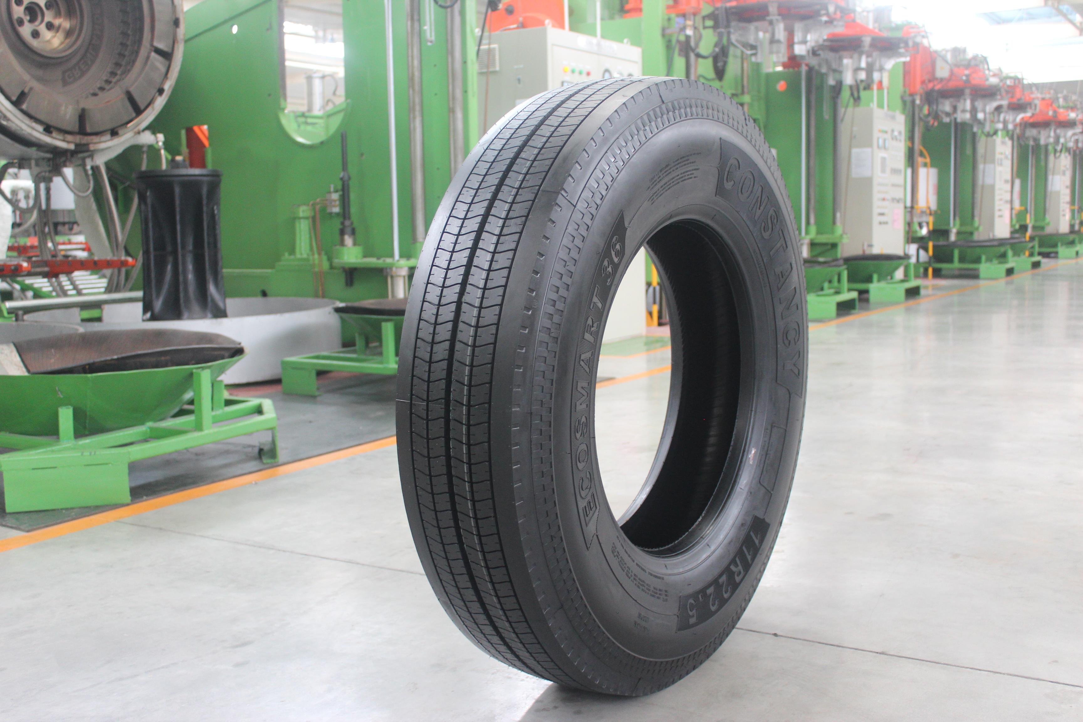 Truck and Bus Radial Tyre 295-75R22.5  ECO36