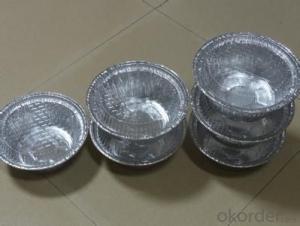 foil alu container