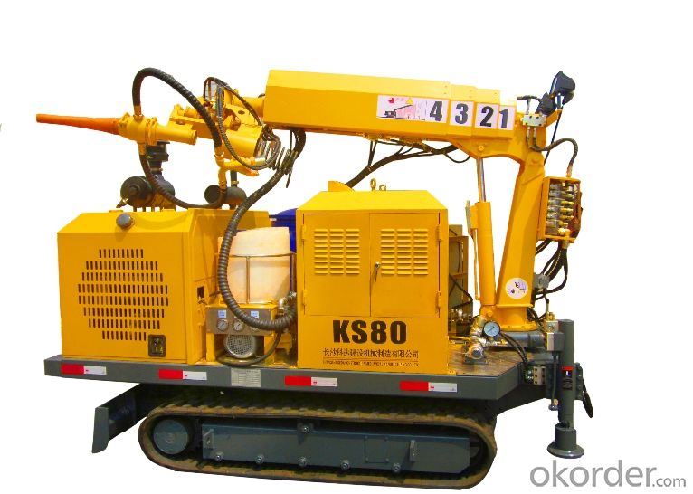 KS80 Shotcrete Robot High quality low price