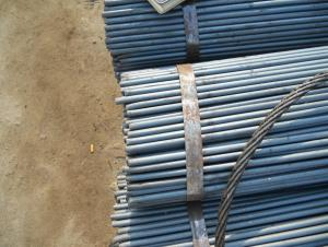 Hot Rolled Steel Round Bars of Q195, Q235 for Making Nails