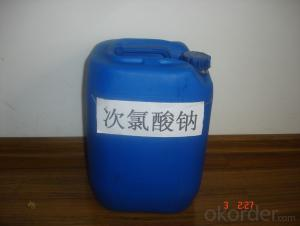 Sodium Hypochlorite MSDS National Standard Quality