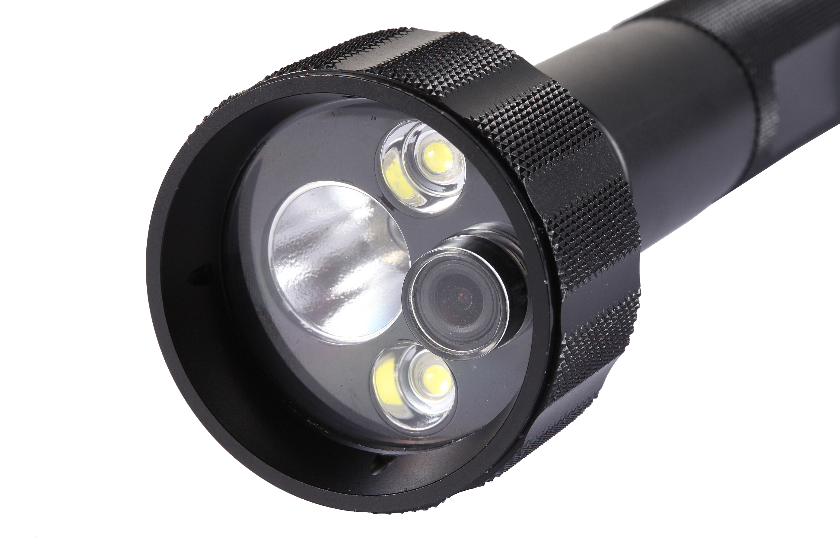 YT16 720P Led Flashlight DVR,Torch Camera