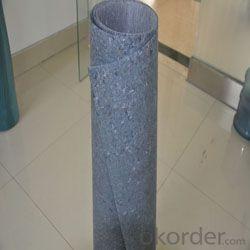 Compound base mat  with fiberglass