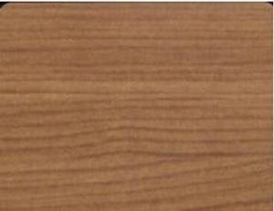 Wood Finish Aluninum Composite Panel Modern