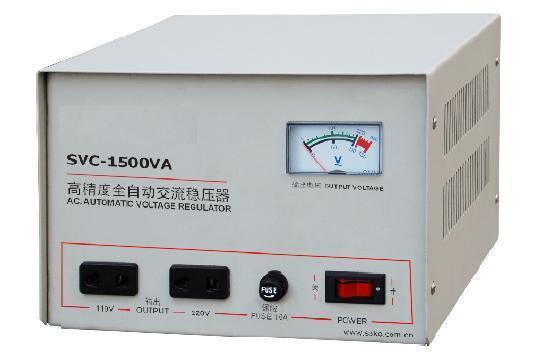 JJW SJW A.C. Precision Purity Regulated Power Supply