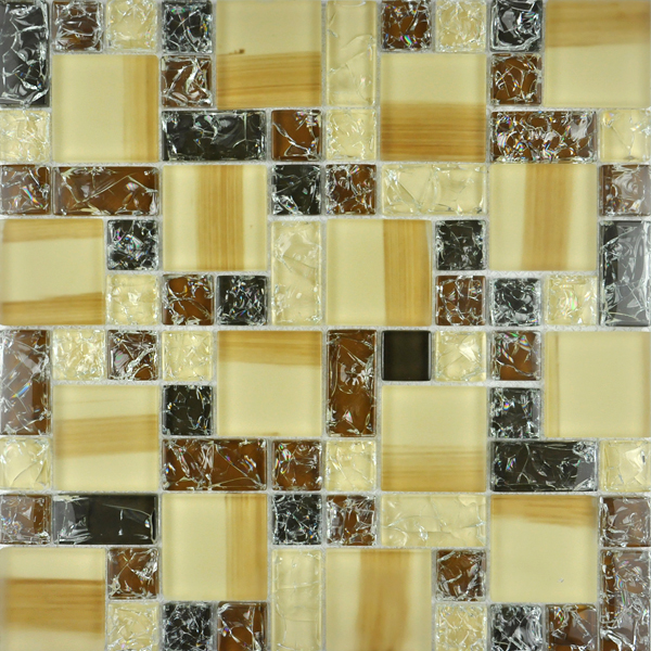 Glass mosaic KICM01