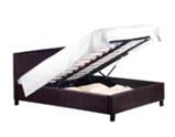 UKFR Faux Leather PU Bed CM-LBDO3