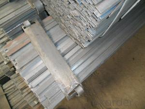 Stainless Steel Flat Bar Hot Rolled with Grade Q235/Q275