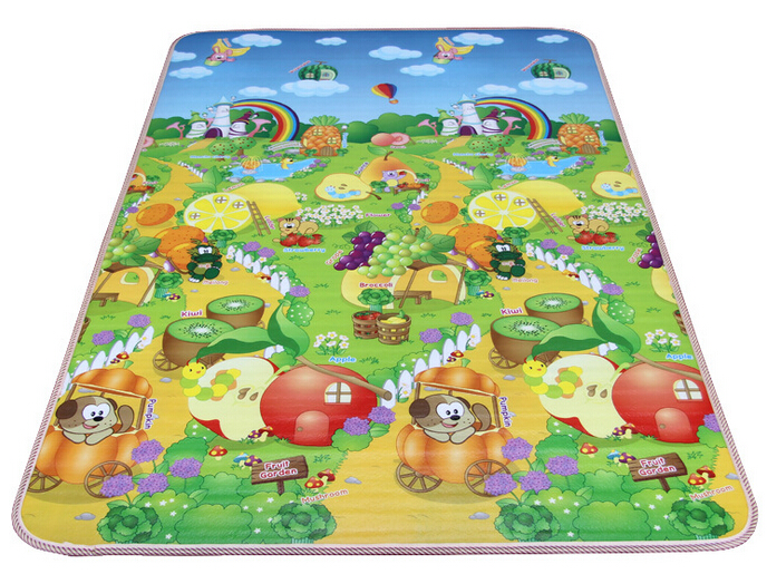 EPE, XPE 180X150X1cm single-sided foam play mat