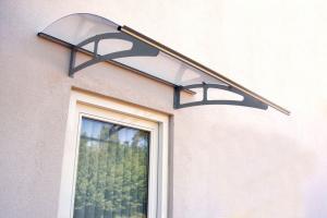 Polycarbonate Sheet Awning window sheet