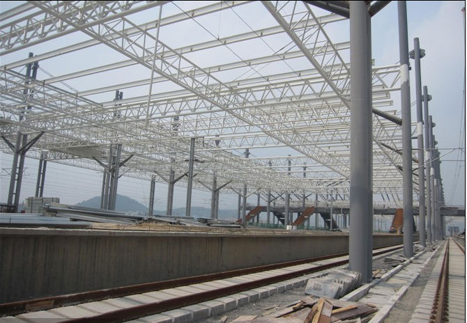 Steel Tube Truss Structure