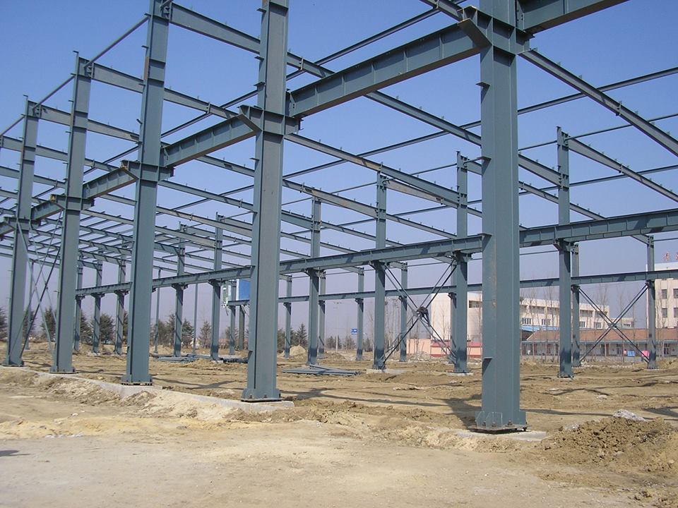 Heavy & light Steel Structure