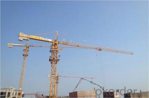 Potain Tower Crane--MC120B