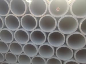Three Meter Dn125 Delivery Pipe With Sk Flange 4.1mm st52