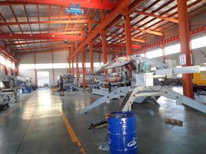 hydraulic mobile concrete placing boom 2014 hot sales