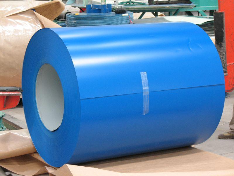 Pre-Painted Galvanzied Steel  Coil Ocean Blue