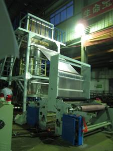 PE High Speed Blowing Film Machine  CE  ISO