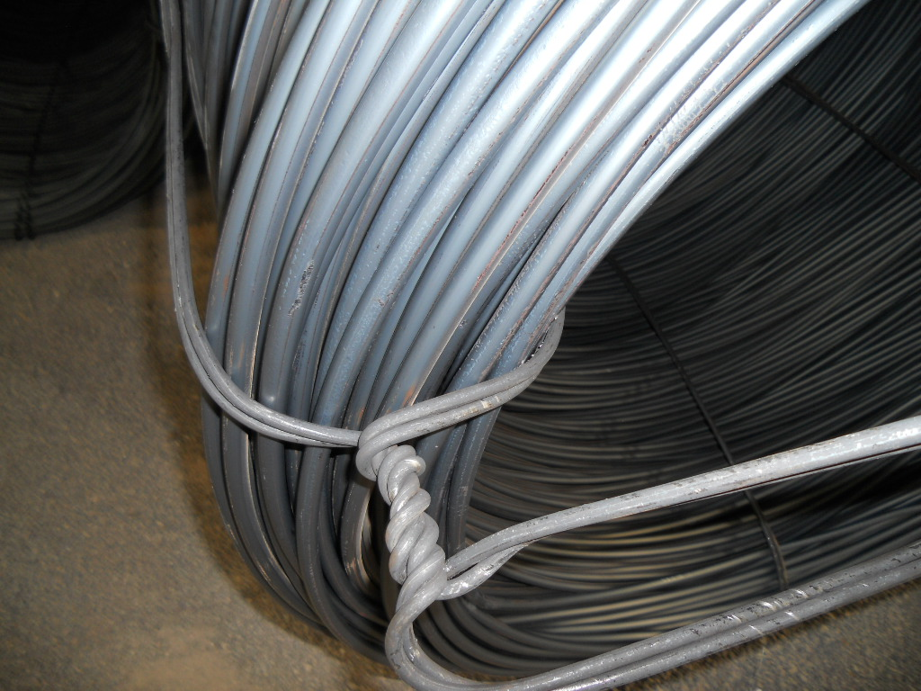 Hot Rolled Steel Wire Rod SAE1008B