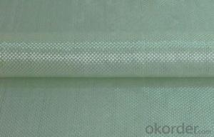 C-Glass Woven Roving For Pultrusion