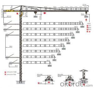 Potain Tower Crane--MC320K16