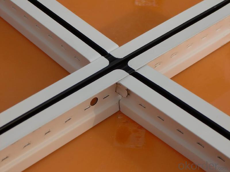 T-bar suspension ceiling Grids