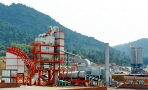 Asphalt mixing plant LB1000