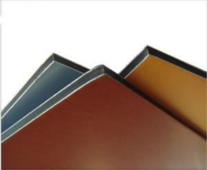 Wooden Aluminium Composite Panel 2015 Popular Item