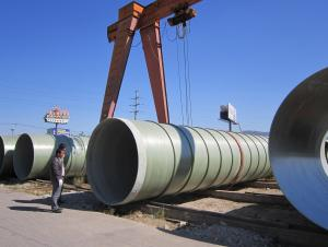 GRP Pipe for Sewage Water