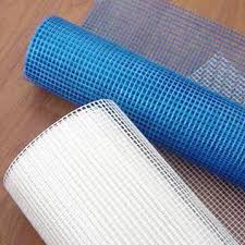 Self-adhesive fiberglass mesh cloth 60g