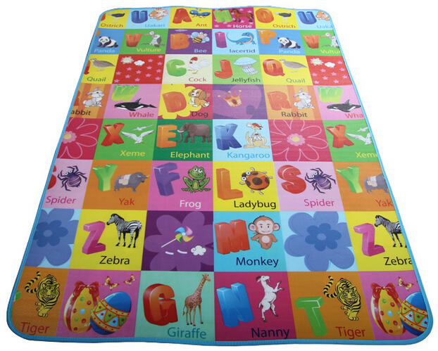 EPE, XPE 180X150X0.5cm single-sided kids floor mat