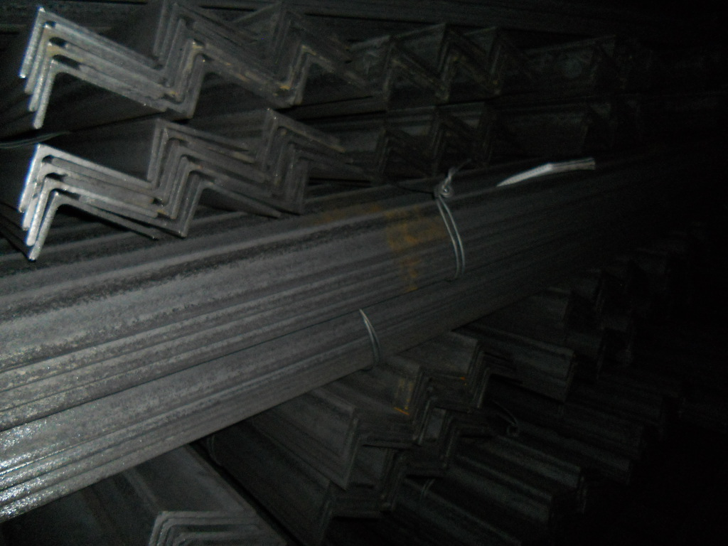 HR Steel Angles