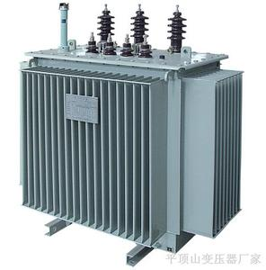 SGB10-100-2500-10 H-class insulation three-phase dry-type transformer
