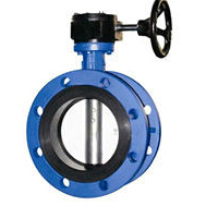 DN100 Ductile Iron Butterfly Valve