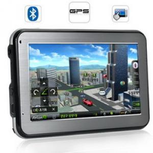 Land Cruiser - Luxury 4.3 Inch Touchscreen GPS Navigator L333