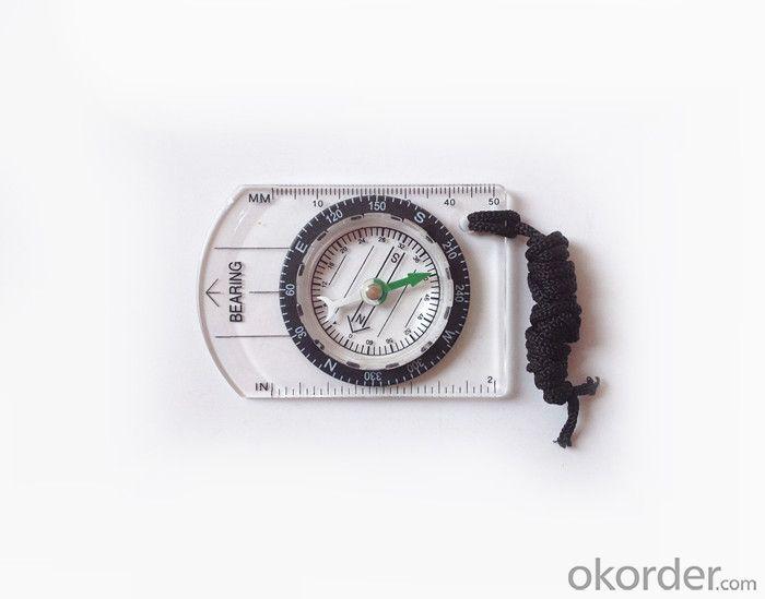 Acrylic Map compass DC35-1B