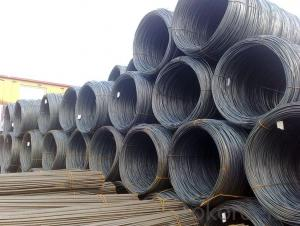 Q195 Steel Wire Rod