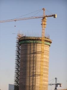 ZHONGLIAN BRAND TOWER CRANE SL7027