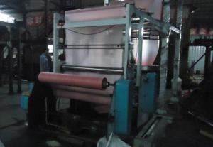 Rotoary Die Double Winder Film Blowing Machine