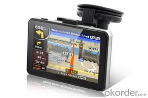GPS Navigator - 5 Inch, 4 GB, Built-in bluetooth and av-in L305