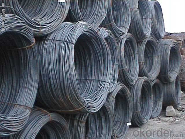 Hot Rolled Carbon Steel Wire Rod 12mm with High Quality