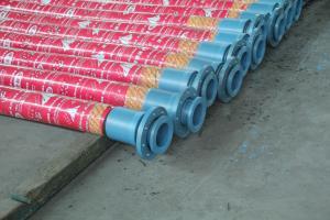 Concrete Pump Rubber End Hose DN100